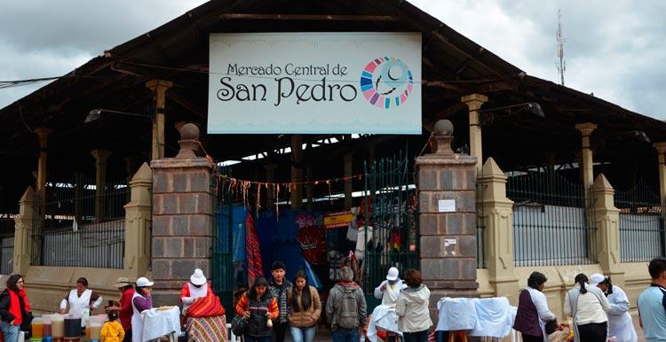 Mercado de San Pedro